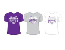 Junior Basketball Team T-Shirts
