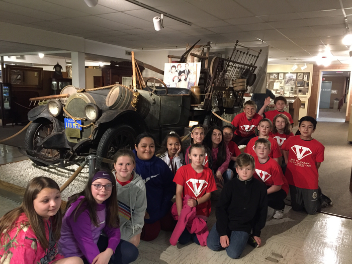 Fifth Grade Field Trip to Ralph Foster Museum