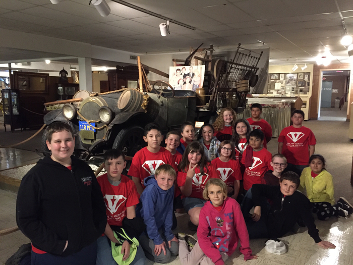 Fifth Grade Field Trip to Ralph Foster Museum!