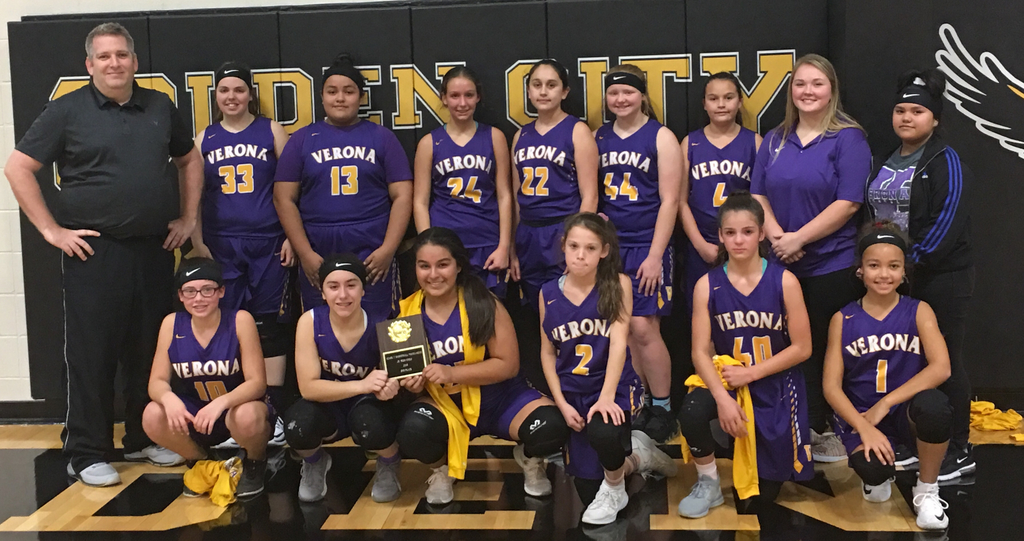 Jr. High Lady Wildcats