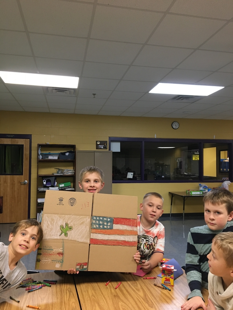 Shoe Boxes for Soldiers!