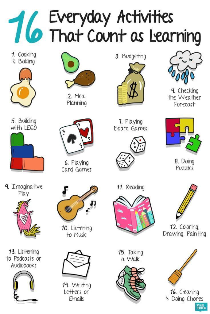 Fun Activities for Home