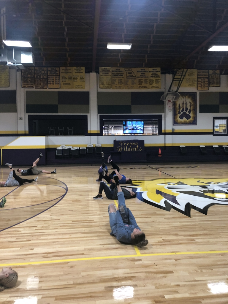 Pilates - 1st Hour PE
